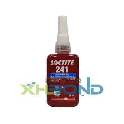 乐泰Loctite241螺纹锁固胶粘剂