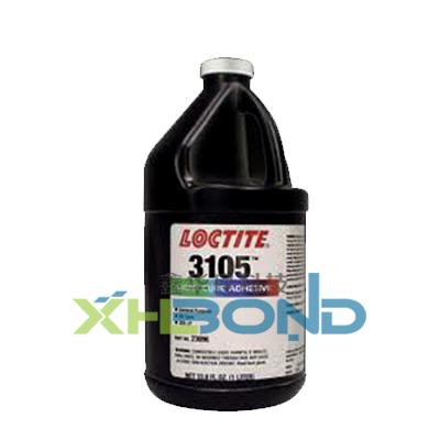 乐泰Loctite3105紫外光固化UV胶