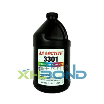 乐泰Loctite3301紫外光固化UV胶