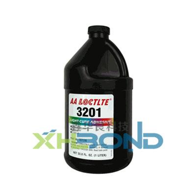 乐泰Loctite3201紫外光固化UV胶