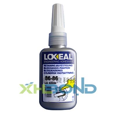 Loxeal86-86圆柱零件固持胶