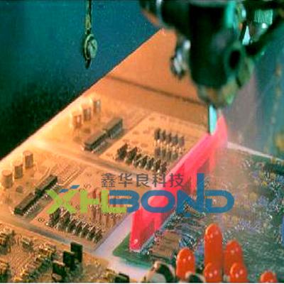 PCB板三防漆用胶案例