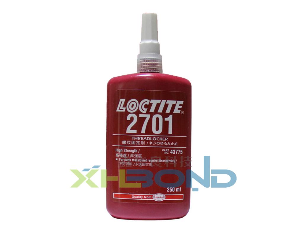 汉高乐泰2701螺纹锁固紧固剂
