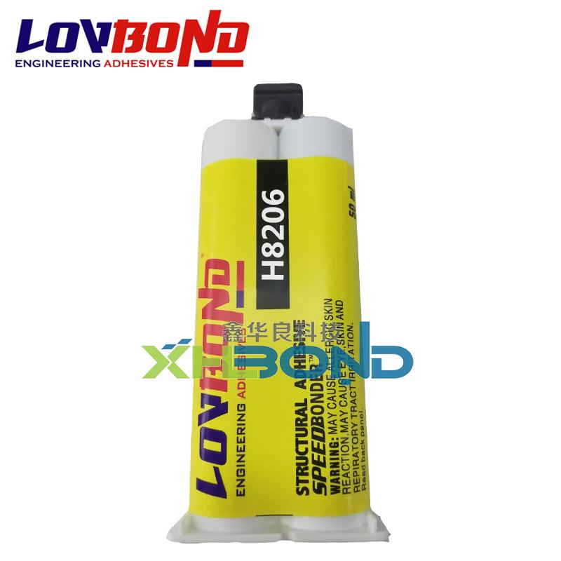 LOVBOND乐威棒H-8206丙烯酸AB结构胶