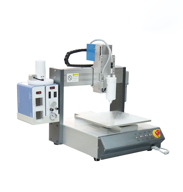 XHL-500EDN桌面型热熔胶自动点胶机