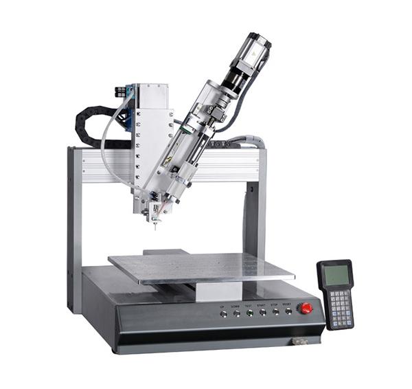 XHL-500EDS-W桌面型结构胶点胶机