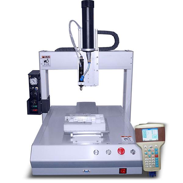 XHL-GJ331 三轴300ML硅胶点胶机