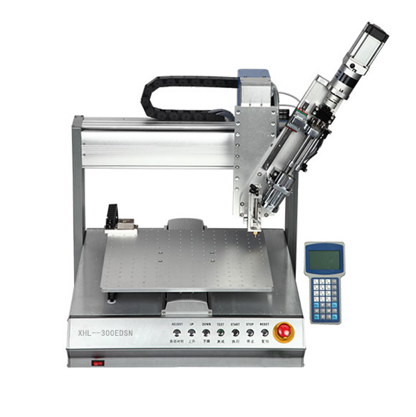 XHL-500EDSN-A桌面型自动对针点胶机