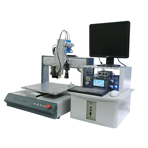 桌面型热熔胶喷射点胶机XHL-400SP