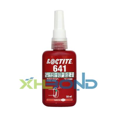 乐泰Loctite641圆柱形固持厌氧胶